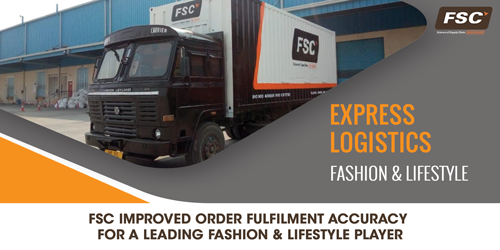 express logistics services India - FSC