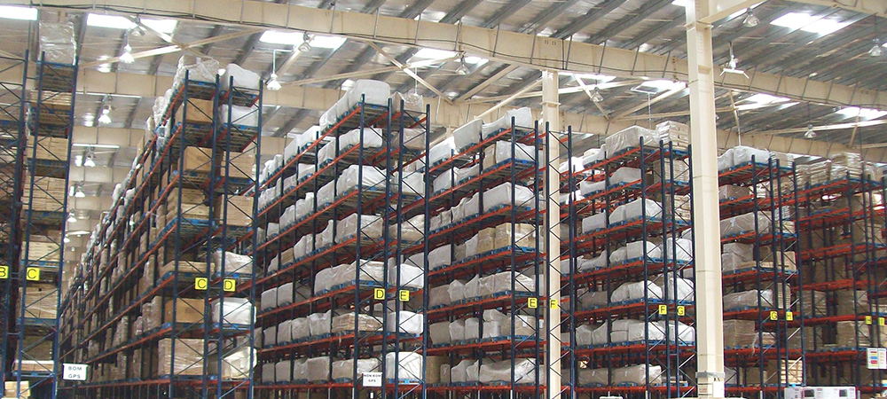 Warehousing & Distribution India - FSC