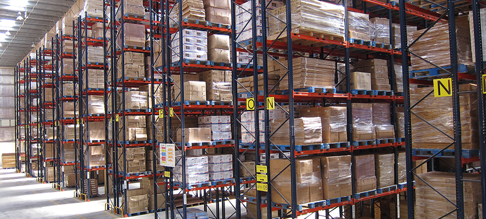 warehousing company India - FSC